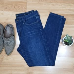 Banana Republic High Rise Skinny Jeans